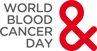 Logo World Blood Cancer Day